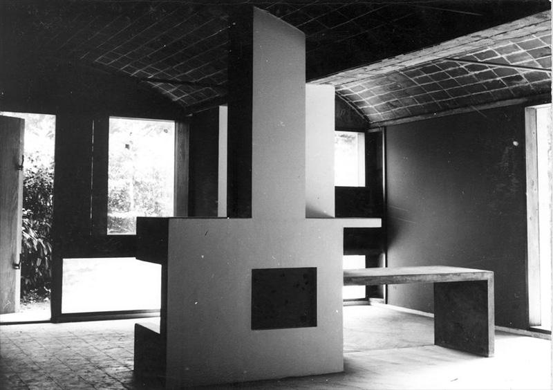 Jaoul neuilly sur seine 1951 1960 for Interieur maison 1960