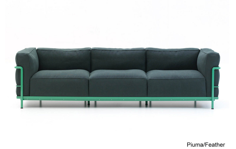 Кресло и софа Lc2 Petit Modele Мебель Ле Корбюзье Le