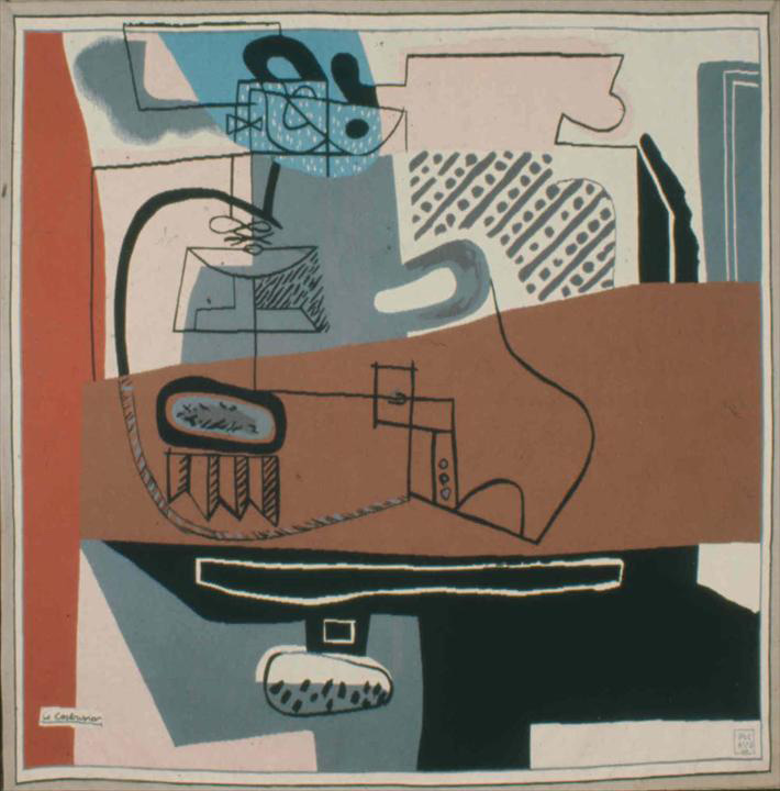 Ле Корбюзье / Le Corbusier, Nature morte, 1954