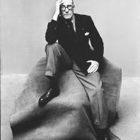 Le Corbusier / Ле Корбюзье. Нью-Йорк, 1947 г.