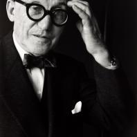 Le Corbusier / Ле Корбюзье. 1961 г.