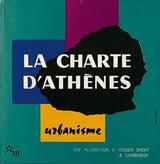 "«Афинская хартия» Ле Корбюзье / ""La charte d'Athènes"" Le Corbusier. 1943"