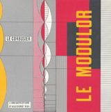 «Модулор-1» Ле Корбюзье. Le Corbusier, Mod 1.